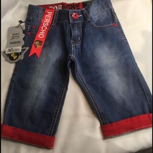 The cutest jeans for your little one. No brand Sz4